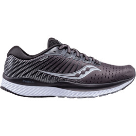 saucony Guide 13 Chaussures Femme, black/white